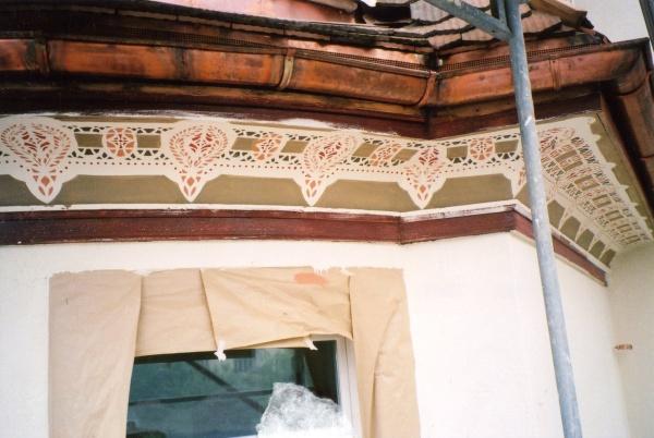 Restaurierungen (Decke nachher)