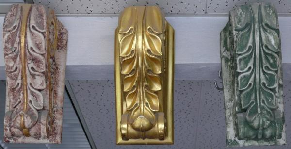 Vergolden/Versilbern